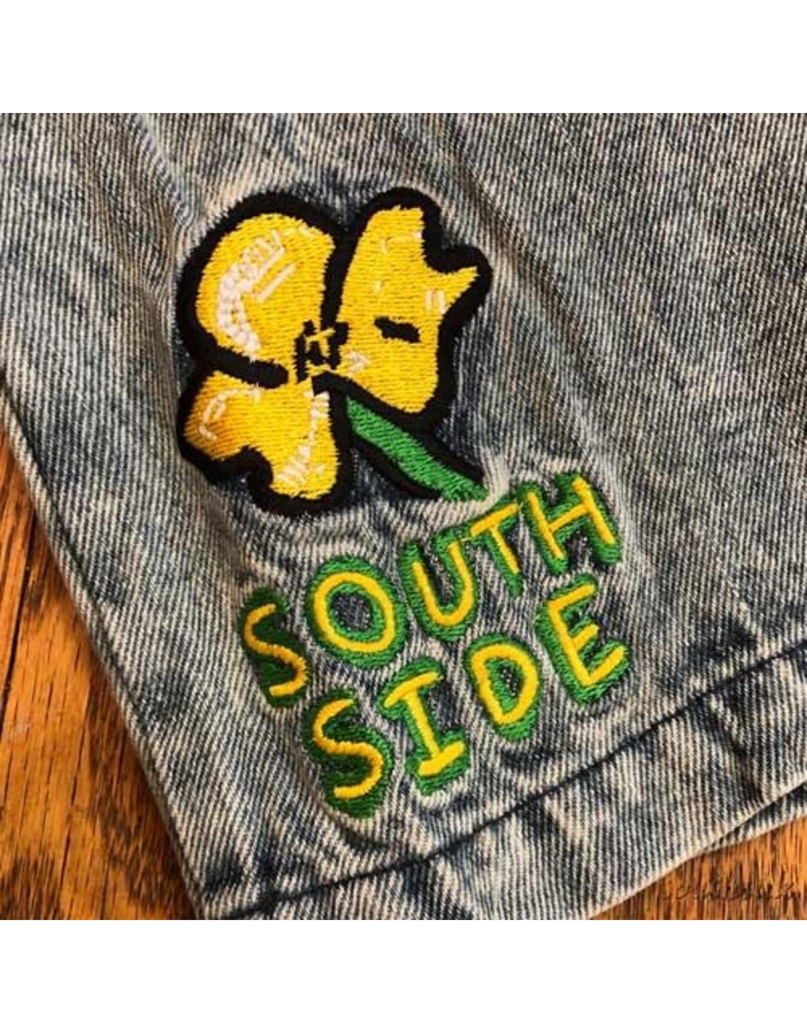 Southside Southside Max 94 Short Washed Denim