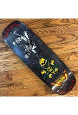 Dogtown Deck Vallely Suicidal Barnyard 9.5x34 Black Stain