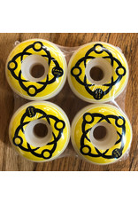 Satori Wheels Big Link 54mm101A Yellow