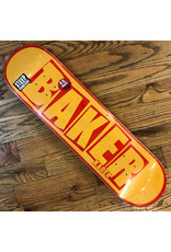 Baker Deck Brand Kader Yellow Red 7.87x31.3