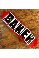 Baker Deck Brand Logo 8.38x32.1