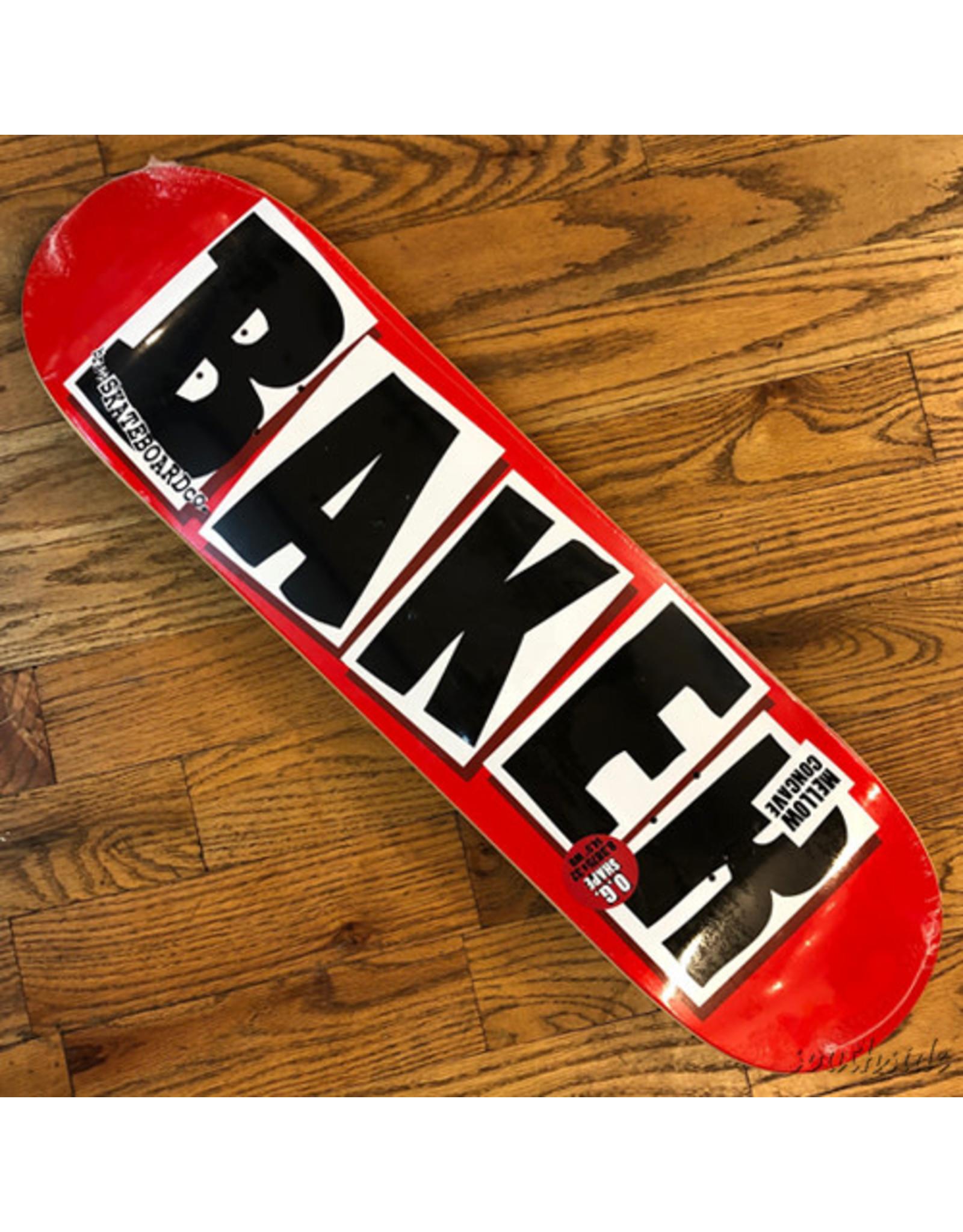 Baker Deck Brand Logo 8.5x32.1
