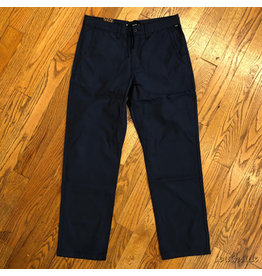 VANS Vans Pants Authentic Chino Dress Blues Relaxed Taper
