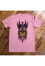 Southside Southside Nevermind Tee Warm Skull Dusty Rose