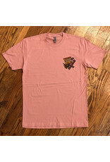 Southside Southside Nevermind Tee OG Crest Yellow Rose Dusty Rose