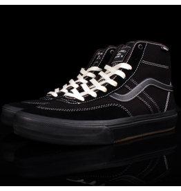 VANS Vans Crockett High Pro Black Black