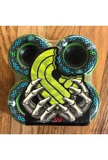 Powell Peralta Snakes 66mm99A Green