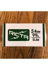 Ricta Maurio McCoy Pro Slim 54mm99A Black
