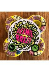 Slime Balls Slime Balls Grave Hand 56mm99A Yellow