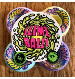 Slime Balls Slime Balls Vomit Mini 56mm97A Pastel Mix