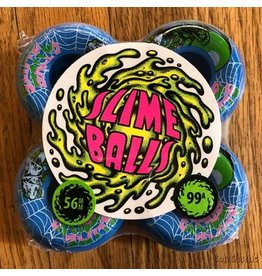Slime Balls Slime Balls Web Speed 56mm99A Blue