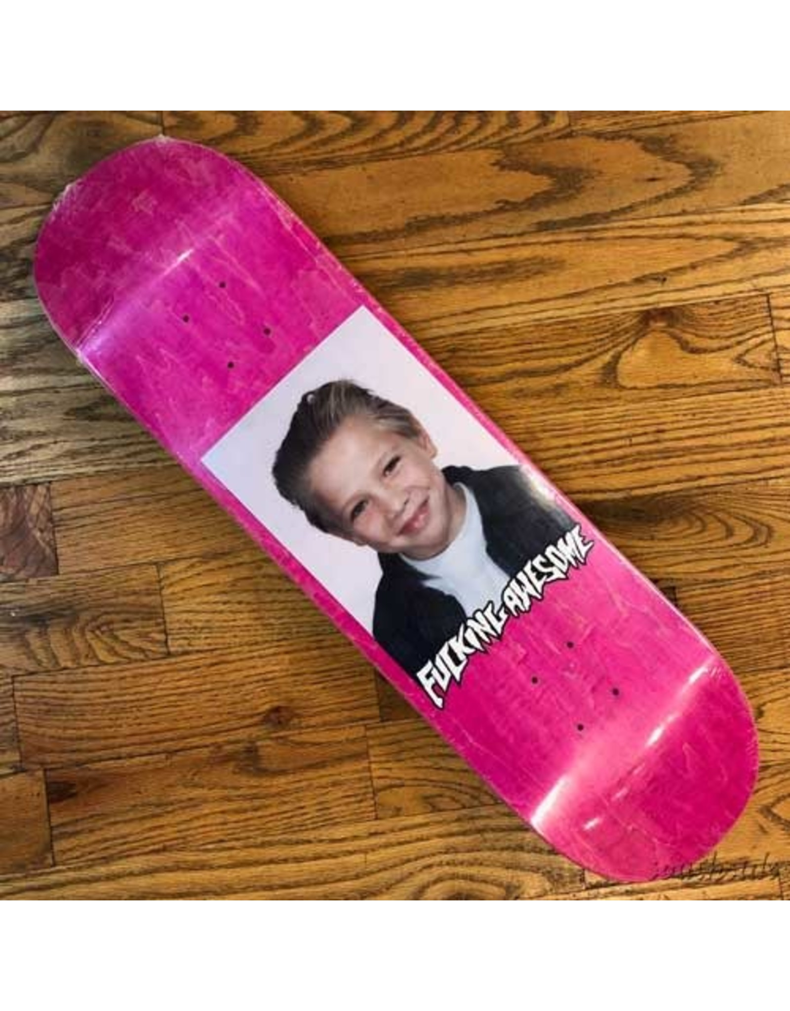 FA Deck Vincent Class Photo 8.5x31.91