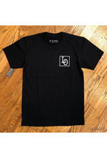 Laid Out Laid Out Tee LO Original Black White