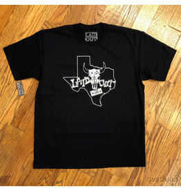Laid Out Laid Out Tee Texas Black