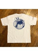 Last Resort AB Last Resort AB World Tee White