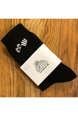 Last Resort AB Last Resort AB Socks Black