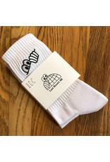 Last Resort AB Last Resort AB Socks White