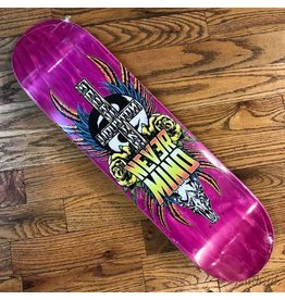 Southside Southside Nevermind Skateboards Deck 7.75x31.5 Yellow Flowers Various Stained Veneer