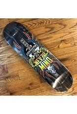 Southside Southside Nevermind Skateboards Deck 8.12x31.9 Yellow Flowers Various Stained Veneer