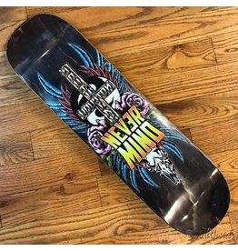 Southside Southside Nevermind Skateboards Deck 8.25x32.1 Pink Flowers Various Stained Veneer