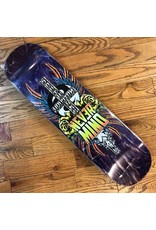 Southside Southside Nevermind Skateboards Deck 8.25x32.1 Yellow Flowers Various Stained Veneer