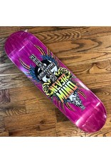 Southside Southside Nevermind Skateboards Deck 8.5x32.3 Yellow Flowers Various Stained Veneer