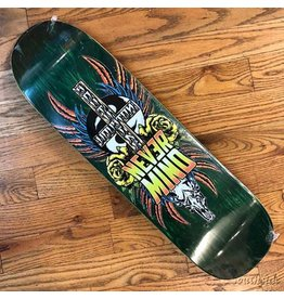 Southside Southside Nevermind Skateboards Deck 8.6x31.8 Yellow Flowers Various Stained Veneer SHAPED