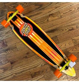 Santa Cruz Cruzer Pintail Gleam Dot 9.58x39
