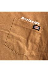 Southside Dickies X Southside Tee Golden Brown