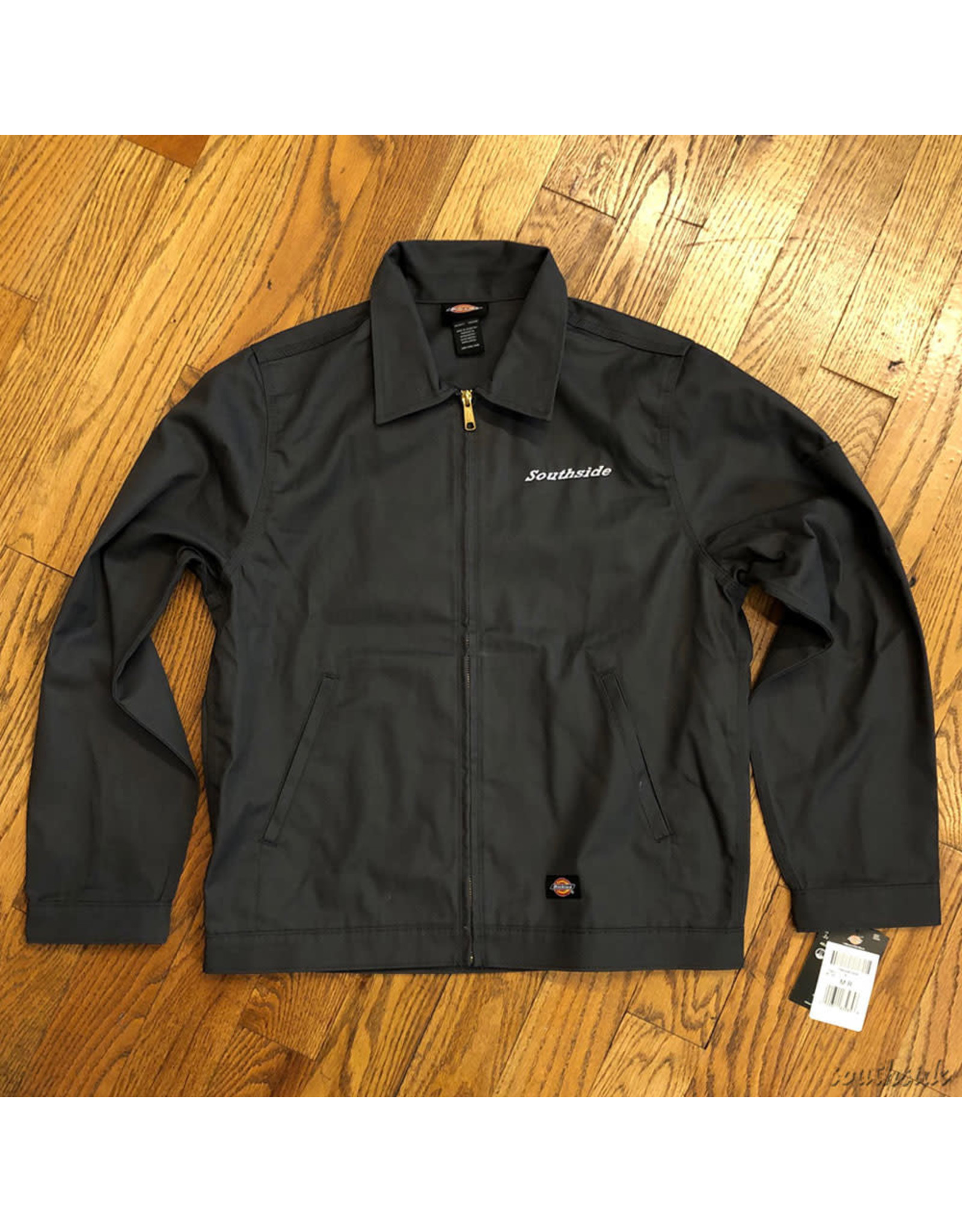 Southside Dickies X Southside Jacket Unlined Eisenhower Charcoal