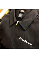 Southside Dickies X Southside Jacket Unlined Eisenhower Black