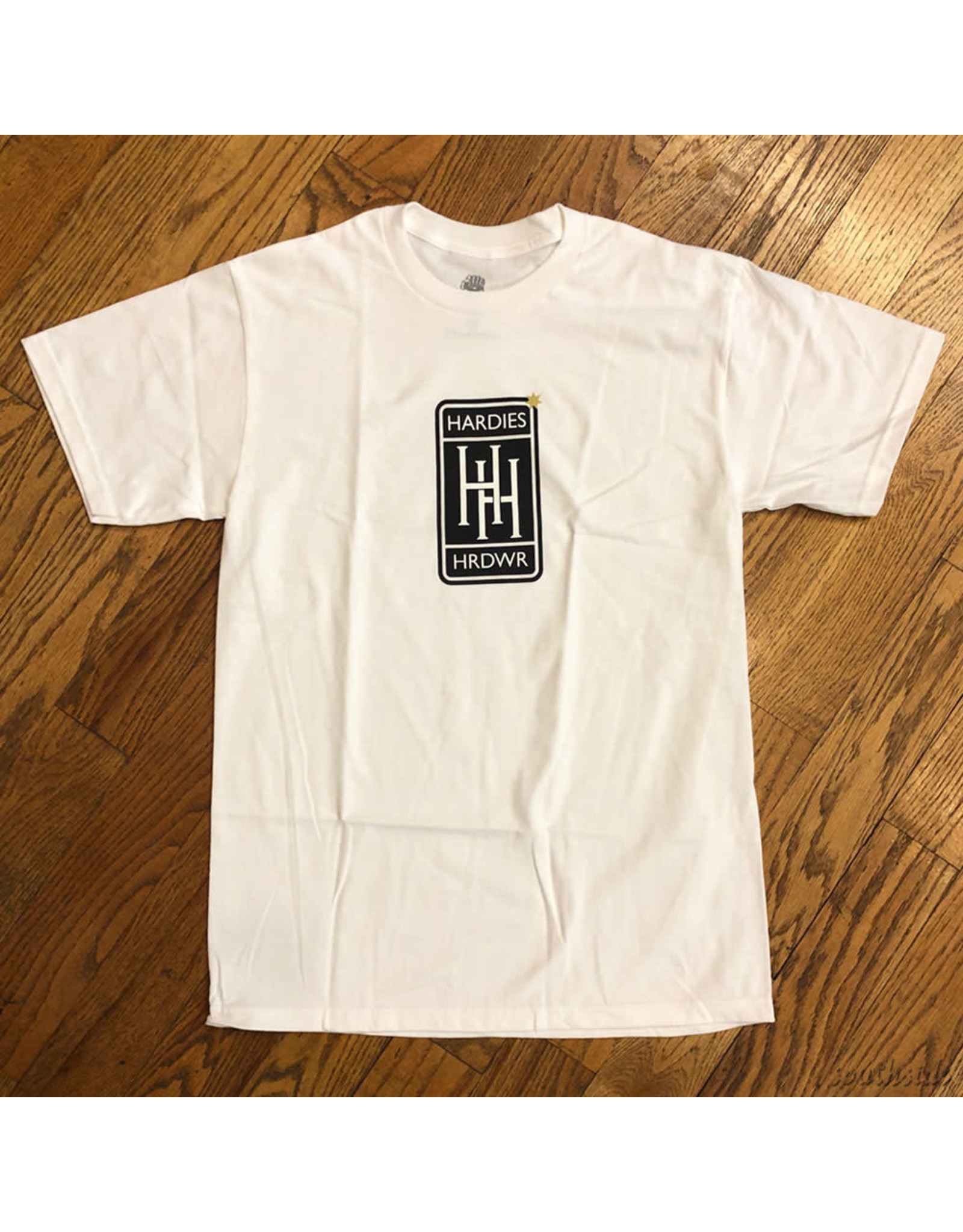 Hardies Tee Bentley White