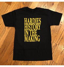 Hardies Tee History In The Making Black