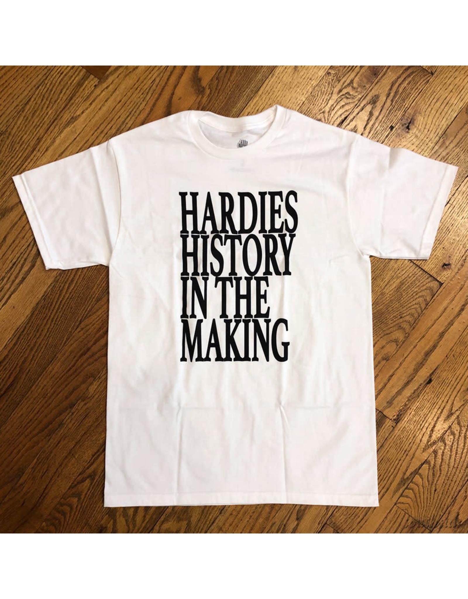 Hardies Tee History In The Making White