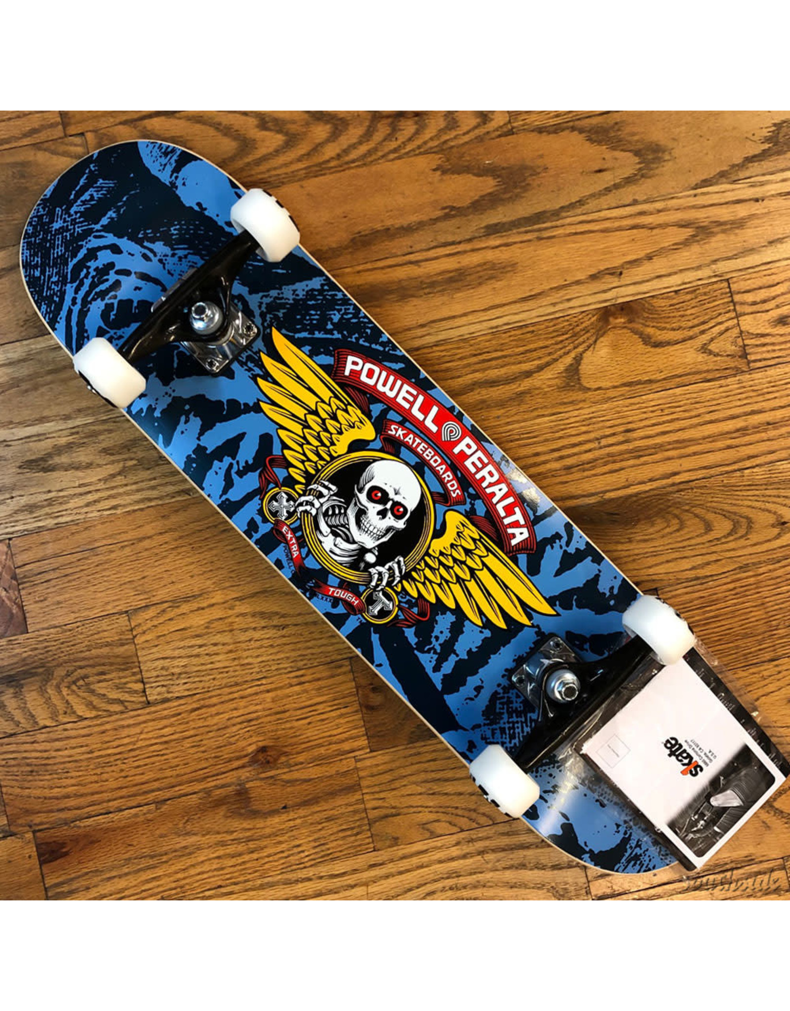Powell Peralta Winged Ripper 8 Blue Complete