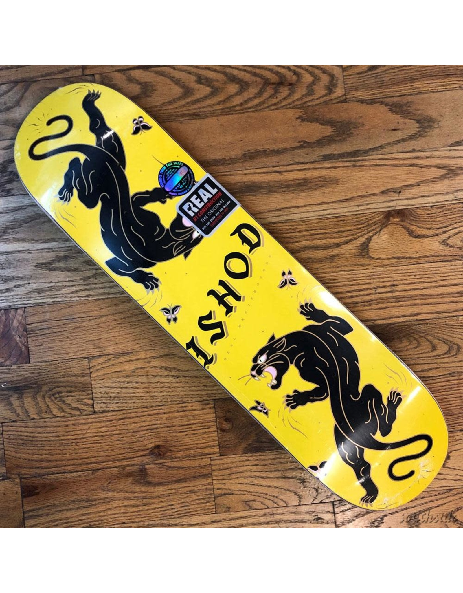 Real Deck Ishod Catscratch Yellow 8