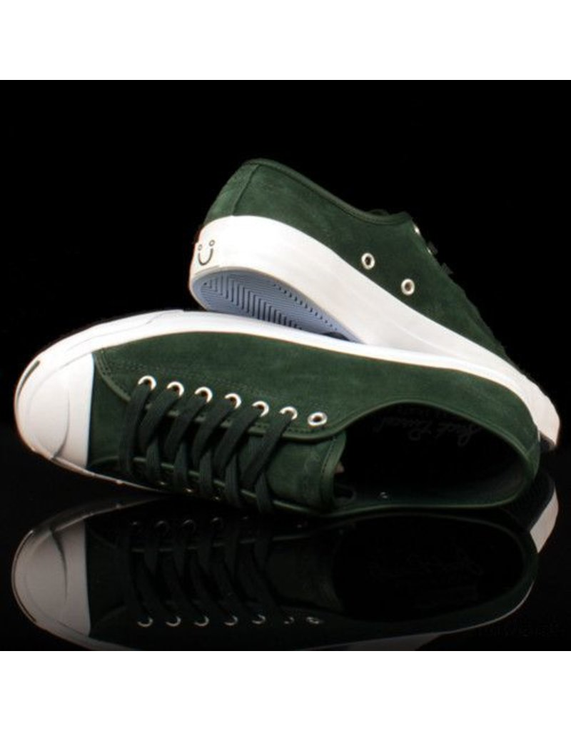 Converse x Polar Jack Purcell Pro OX Deep Emerald