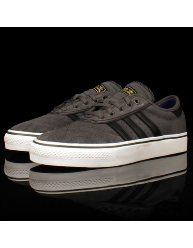 6514738270e4 Adidas Adi Ease Premiere Gray Black White - Southside Skateshop