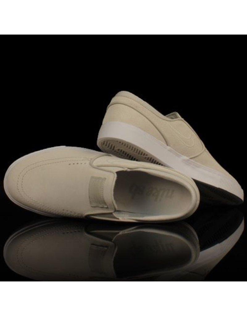 Nike SB Stefan Janoski Slip White Light Bone White