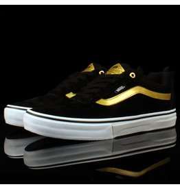 VANS Vans Kyle Walker Pro Black Metallic Gold