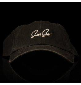 Southside Southside Hat Script Washed Black