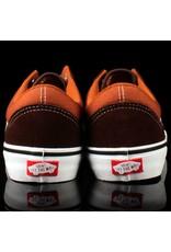 VANS Vans Old Skool Potting Soil Leather Brown