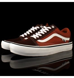 0a6c496511c VANS Vans Old Skool Potting Soil Leather Brown