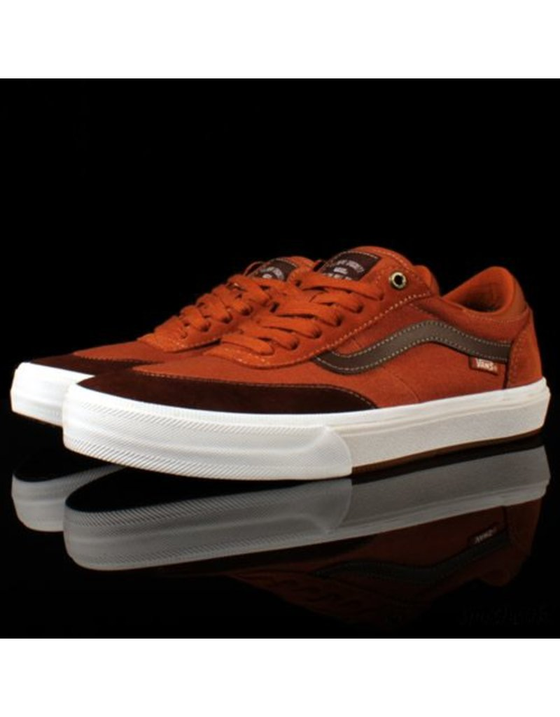 VANS Vans Gilbert Crockett 2 Lether Brown Potting Soil