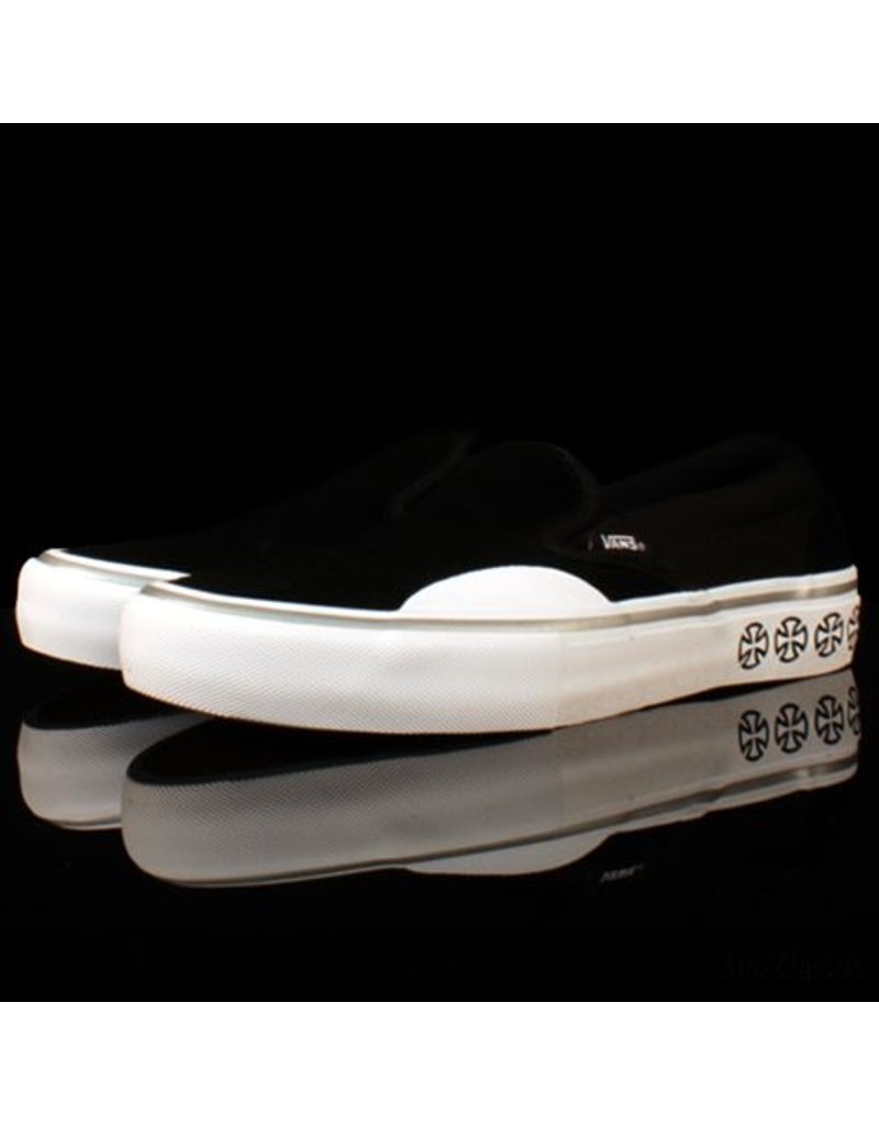 VANS Vans Slip On Pro Independent Black White