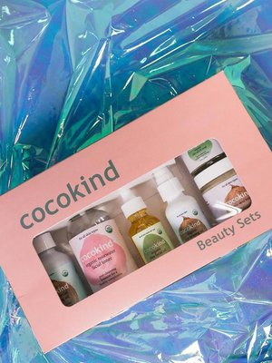 Cocokind Cocokind Face + Body Gift Set