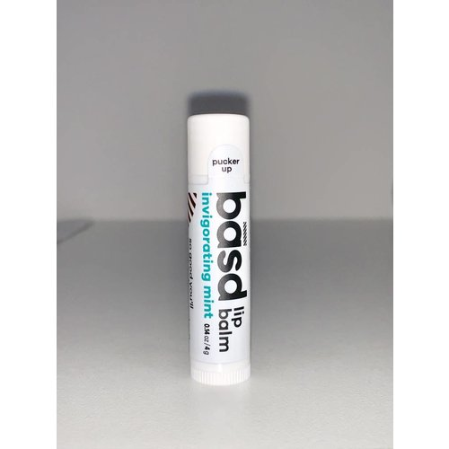 Basd Body Care Invigorating Mint Lip Balm