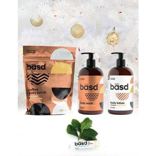 Basd Body Care Crême Brulée Holiday Bundle Pack