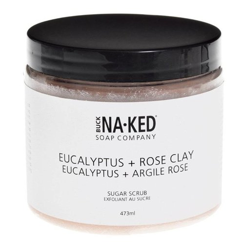 Buck Naked Soap Company Sugar Scrub