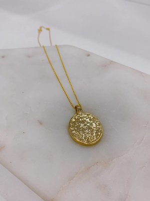 Atelier SYP Mayan Coin Necklace